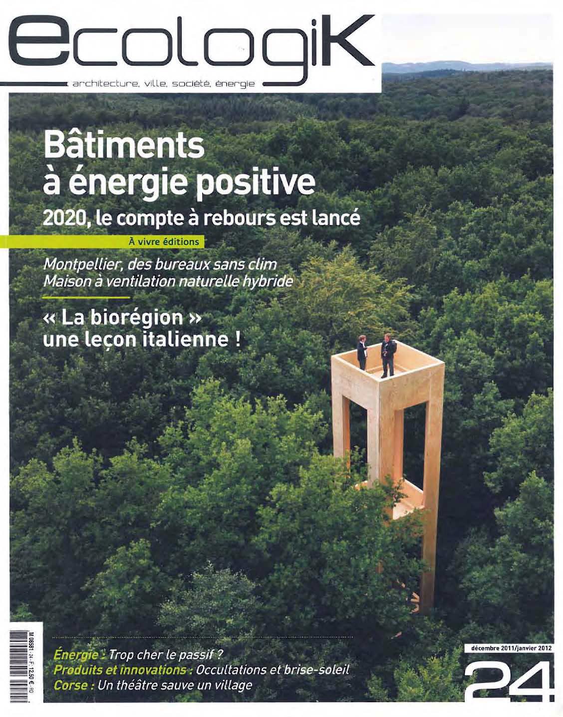 Ecologik - 01/2012