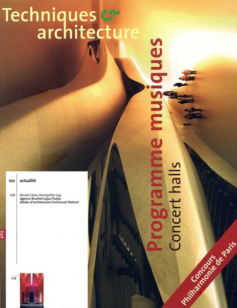 Technique & Architecture - 06/2007