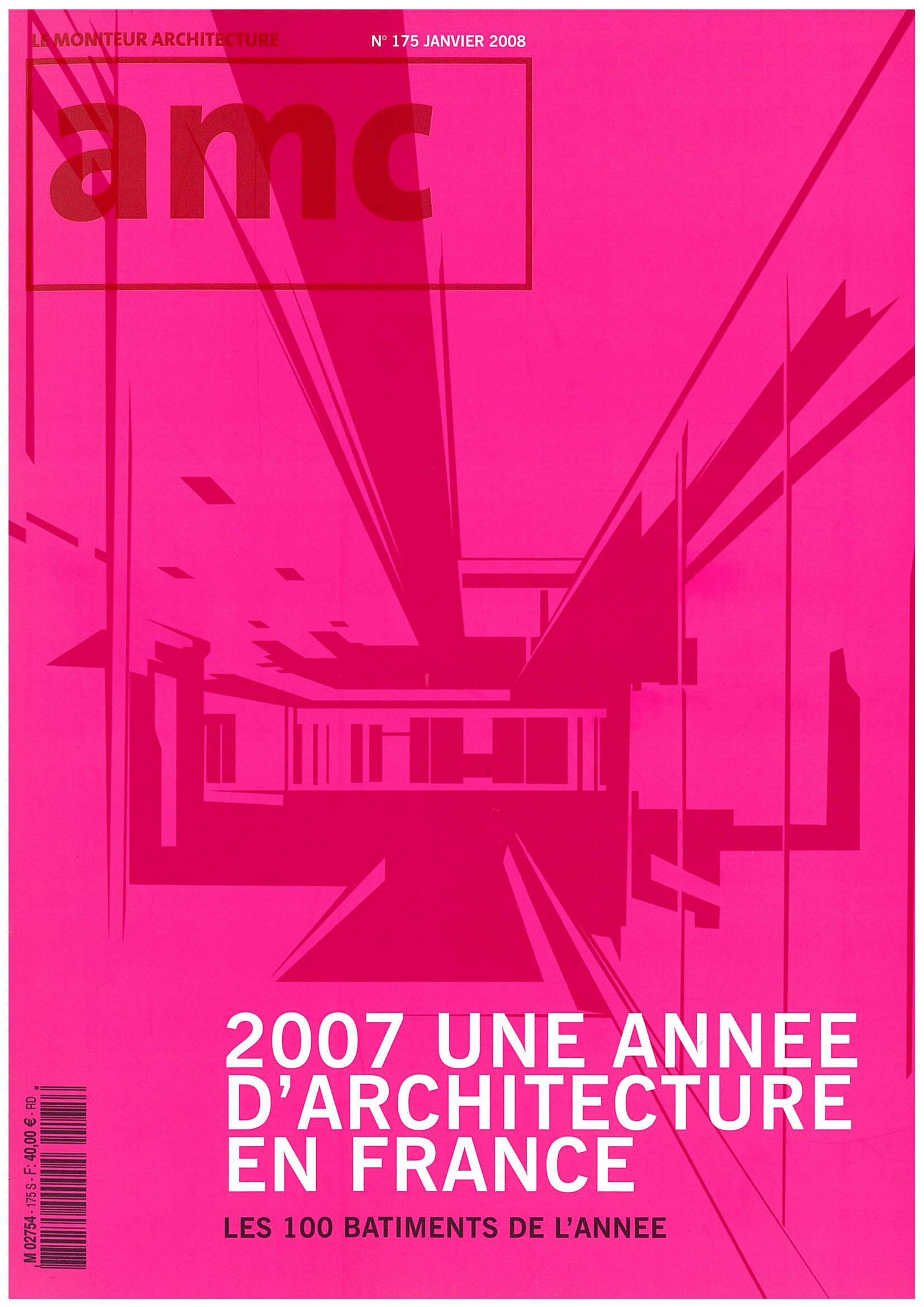 AMC - Annuel 2007