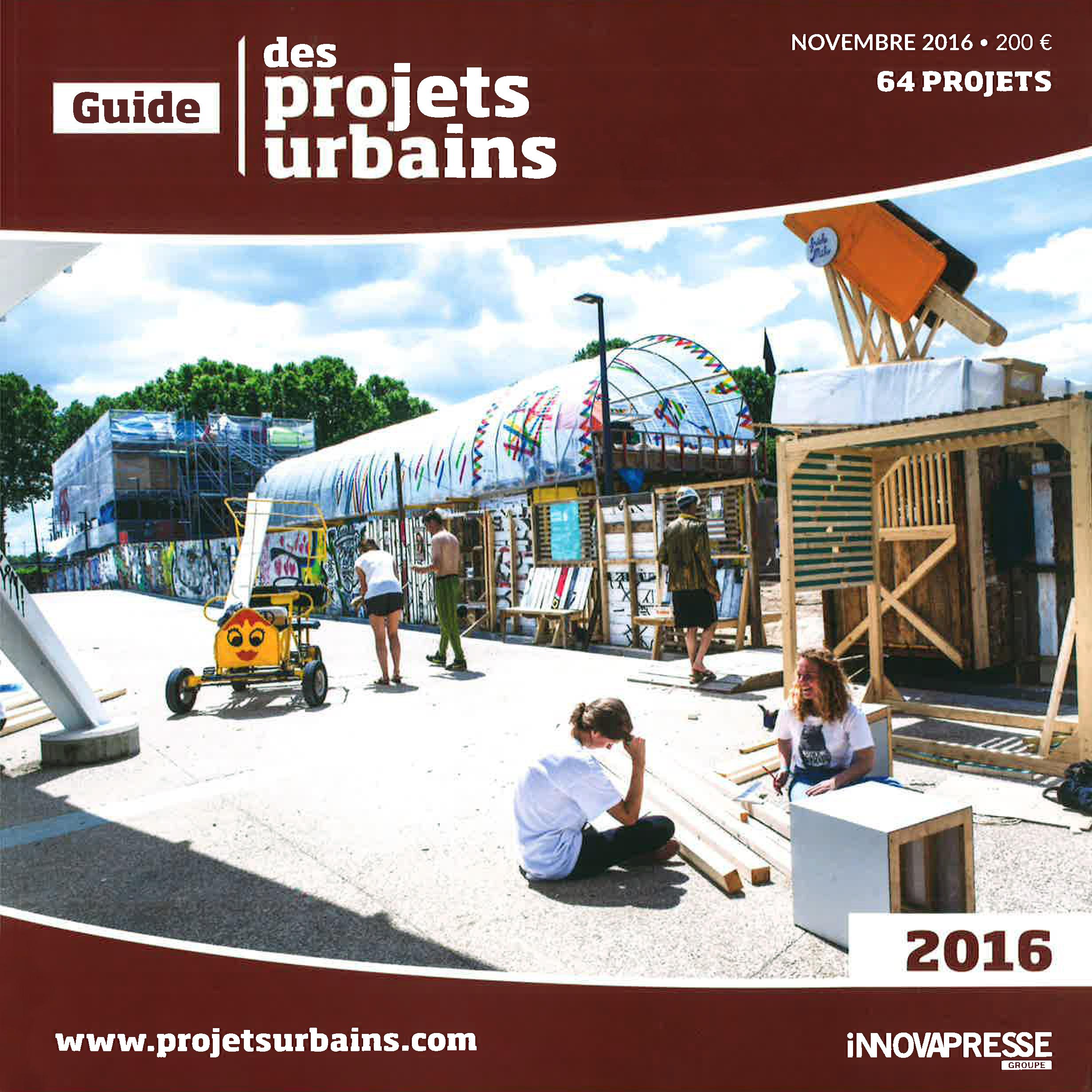 Guide des projets urbains 11/2016