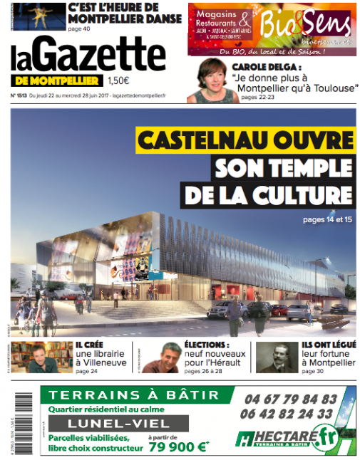 La Gazette de Montpellier - 06/2017