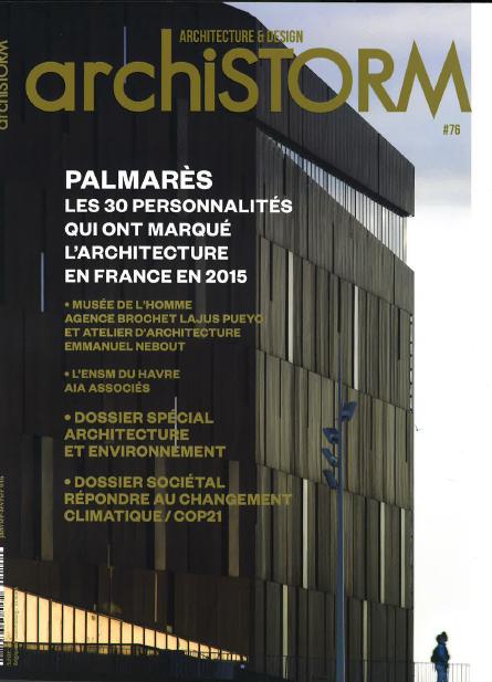Archistorm 01/2016