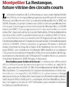 Le Moniteur 05/2018