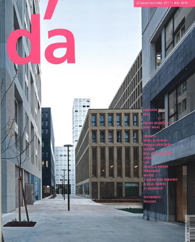 D'Architectures - 05/2019