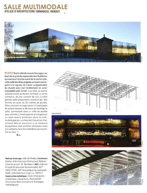 Le Moniteur - 10/2013