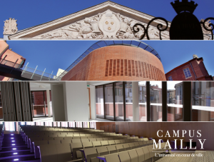 INAUGURATION DU CAMPUS MAILLY A PERPIGNAN