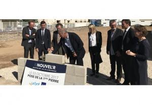 PREMIERE PIERRE NOUVEL'R ZAC DE LA RESTANQUE